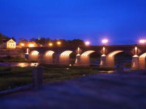 Kuldiga Brücke