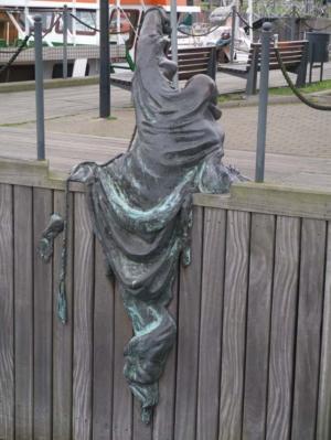 Im Hafen von Klaipeda