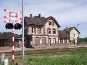 Bahnhof oder nicht?