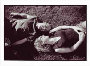 Verlobungsbild Carmen & Jörg