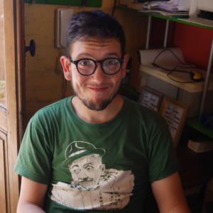 Ivan unser Host