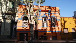 Stadteinblicke Montevideo