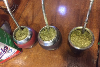 Mate-Degustation