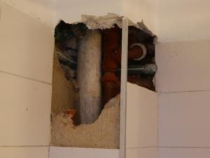 Leitungen reparieren auf uruguayisch