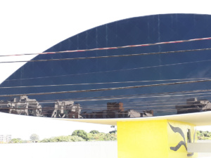 Das Museum Oscar Niemeyer
