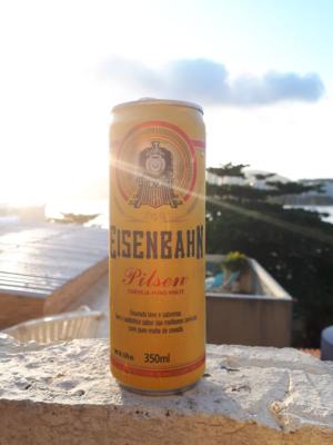 Bier in Rio