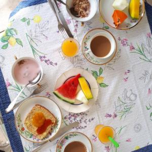Hausgemachtes Frühstück im Hotelinho Urca