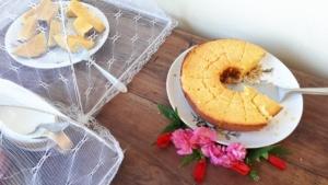 Ein Stück daheim Dank selbstgebackenem Kuchen