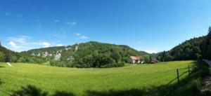 Zwischen Tuttlingen und Sigmaringen