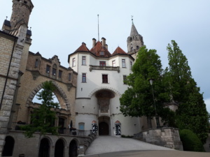 In Sigmaringen
