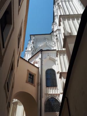Andere Perspektive - Passauer Dom