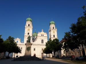 Der Dom zu Passau - wunderschön