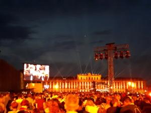 Sommernachtskonzert Schloss Schönbrunn